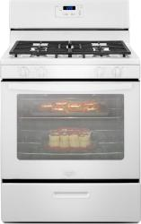 Brand: Whirlpool, Model: WFG320M0BS, Color: White