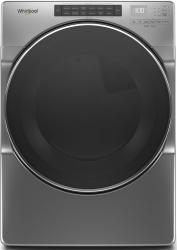 Brand: Whirlpool, Model: WED6620HC, Color: Chrome Shadow