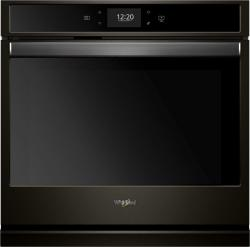 Brand: Whirlpool, Model: WOS72EC0HB, Color: Black Stainless Steel