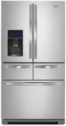 Brand: Whirlpool, Model: WRV986FDEM, Color: Monochromatic Stainless Steel