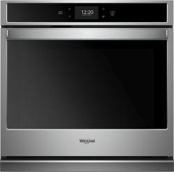 Brand: Whirlpool, Model: WOS72EC7HB, Color: Stainless Steel