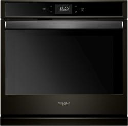 Brand: Whirlpool, Model: WOS72EC7HB, Color: Black Stainless Steel