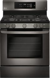Brand: LG, Model: LRG3194BD, Color: Black Stainless Steel