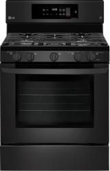 Brand: LG, Model: LRG3194BD, Color: Matte Black Stainless Steel