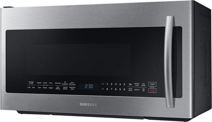Samsung Me21k7010dg 30 Inch Over The Range Microwave Oven