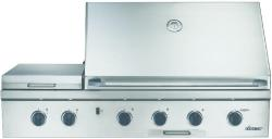 Brand: Dacor, Model: OBS52LP, Fuel Type: Stainless Steel with Liquid Propane