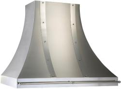 Brand: Vent-A-Hood, Model: JDH454C2SSAS, Style: Stainless Steel with 54 Inch and 1200 CFM