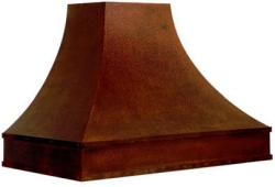 Brand: Vent-A-Hood, Model: JDH360C1OLAS, Style: Antique Hammered Copper with 48 Inch and 600 CFM
