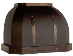 Brand: Vent-A-Hood, Model: JCH354C1PTAS, Style: Oil Rubbed Bronze with 54 Inch