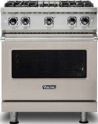 Brand: Viking, Model: VGR5304BCBLP, Color: Pacific Grey with Liquid Propane