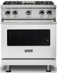Brand: Viking, Model: VGR5304BCBLP, Fuel Type: Stainless Steel with Liquid Propane