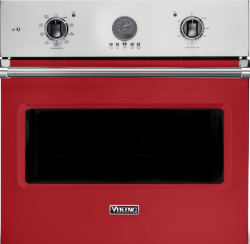 Brand: Viking, Model: VSOE530VC, Color: San Marzano Red