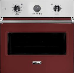 Brand: Viking, Model: VSOE530VC, Color: Reduction Red