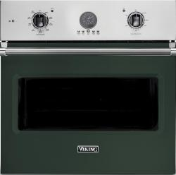 Brand: Viking, Model: VSOE530VC, Color: Blackforest Green