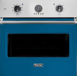 Brand: Viking, Model: VSOE530VC, Color: Alluvial Blue