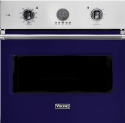 Brand: Viking, Model: VSOE530VC, Color: Cobalt Blue
