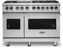 Brand: Viking, Model: VDR5486GSS, Fuel Type: Stainless Steel, Liquid Propane