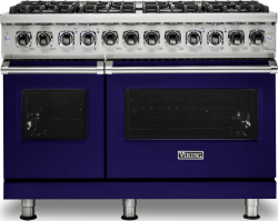 Brand: Viking, Model: VDR5488BCBLP, Fuel Type: Cobalt Blue, Natural Gas