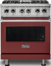 Brand: Viking, Model: VDR5304BARLP, Color: Reduction Red, Natural Gas