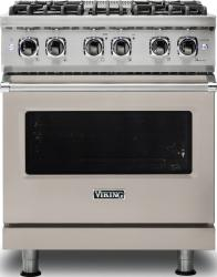 Brand: Viking, Model: VDR5304BARLP, Color: Pacific Grey, Liquid Propane