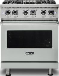 Brand: Viking, Model: VDR5304BARLP, Color: Arctic Grey, Liquid Propane