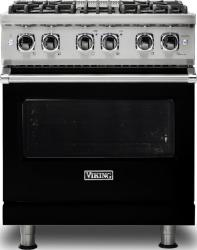 Brand: Viking, Model: VDR5304BARLP, Fuel Type: Black, Liquid Propane