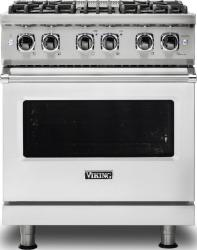 Brand: Viking, Model: VDR5304BARLP, Fuel Type: Stainless Steel, Liquid Propane