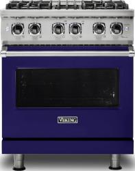 Brand: Viking, Model: VDR5304BARLP, Fuel Type: Cobalt Blue, Liquid Propane