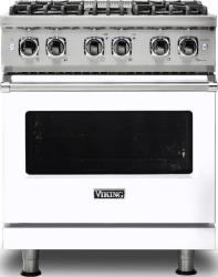 Brand: Viking, Model: VDR5304BARLP, Fuel Type: White, Liquid Propane