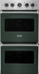 Brand: Viking, Model: VDOE527GG, Color: Blackforest Green