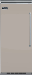 Brand: Viking, Model: VCRB5363RFW, Color: Pacific Grey, Left Hinge