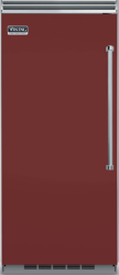 Brand: Viking, Model: VCRB5363RFW, Color: Reduction Red, Left Hinge