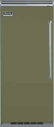 Brand: Viking, Model: VCRB5363RFW, Color: Cypress Green, Left Hinge