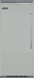 Brand: Viking, Model: VCRB5363RFW, Color: Arctic Grey, Left Hinge