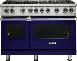 Brand: Viking, Model: VGR5488BBKLP, Fuel Type: Cobalt Blue, Liquid Propane