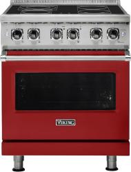 Brand: Viking, Model: VER5304BAR, Color: Apple Red