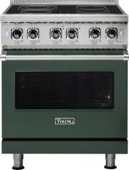 Brand: Viking, Model: VER5304BAR, Color: Blackforest Green