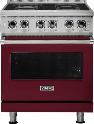 Brand: Viking, Model: VER5304BAR, Color: Burgundy