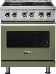 Brand: Viking, Model: VER5304BAR, Color: Cypress Green
