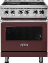 Brand: Viking, Model: VER5304BAR, Color: Kalamata Red