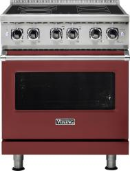 Brand: Viking, Model: VER5304BAR, Color: Reduction Red