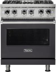 Brand: Viking, Model: VDR5304BWHLP, Fuel Type: Graphite Gray, Natural Gas