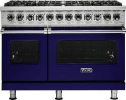 Brand: Viking, Model: VDR5486GAB, Fuel Type: Cobalt Blue, Liquid Propane