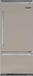 Brand: Viking, Model: VCBB5363ELCB, Color: Pacific Grey, Right Hinge