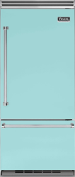 Brand: Viking, Model: VCBB5363ELCB, Color: Bywater Blue, Right Hinge