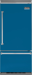 Brand: Viking, Model: VCBB5363ELCB, Color: Alluvial Blue, Right Hinge