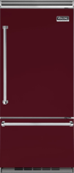 Brand: Viking, Model: VCBB5363ELSB, Color: Burgundy, Right Hinge