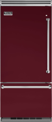 Brand: Viking, Model: VCBB5363ELSB, Color: Burgundy, Left Hinge