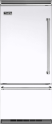 Brand: Viking, Model: VCBB5363ELSB, Color: White, Left Hinge