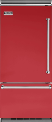 Brand: Viking, Model: VCBB5363ELCB, Color: San Marzano Red, Left Hinge